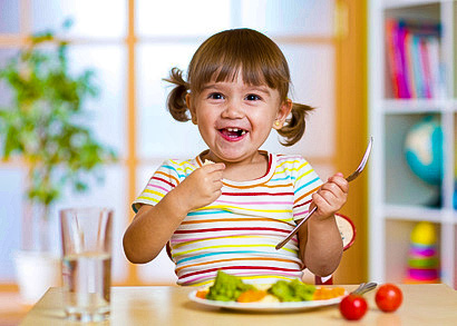 ילדים שבעים הם ילדים שמחים